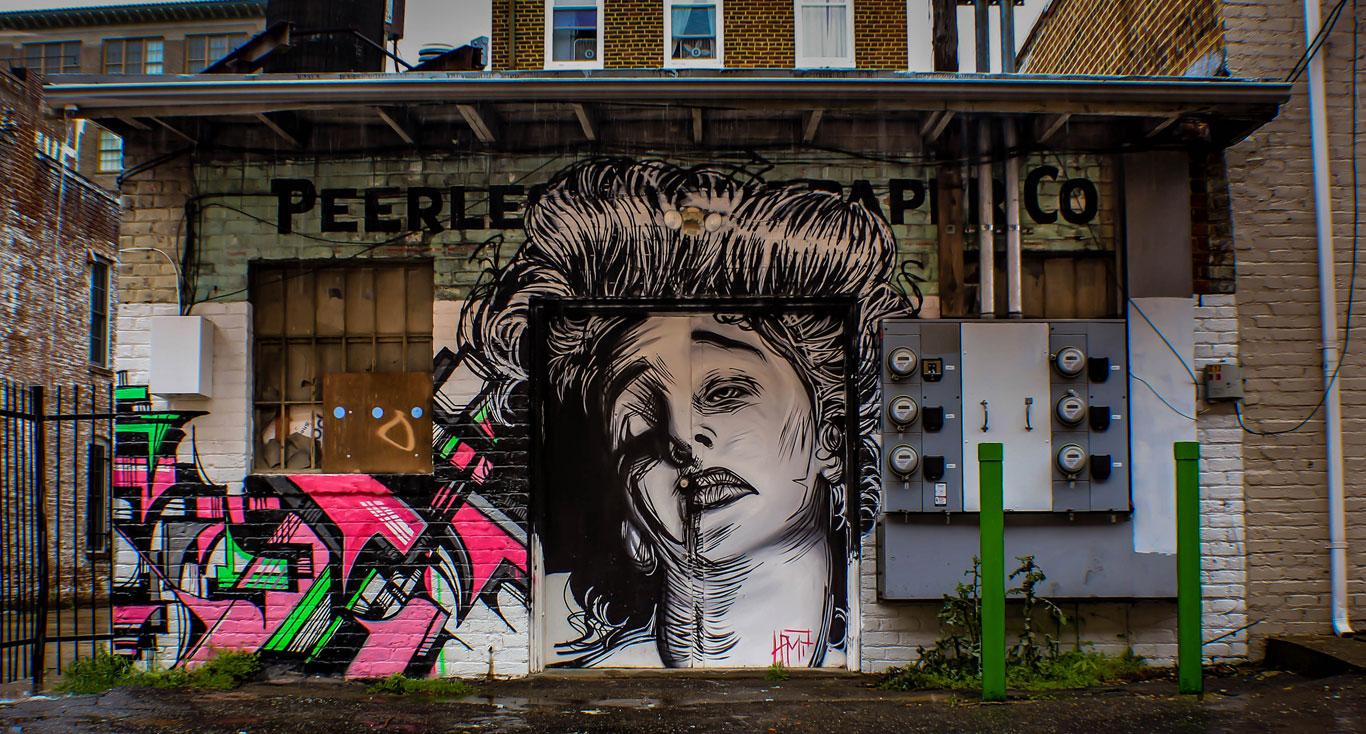 SHE Mural