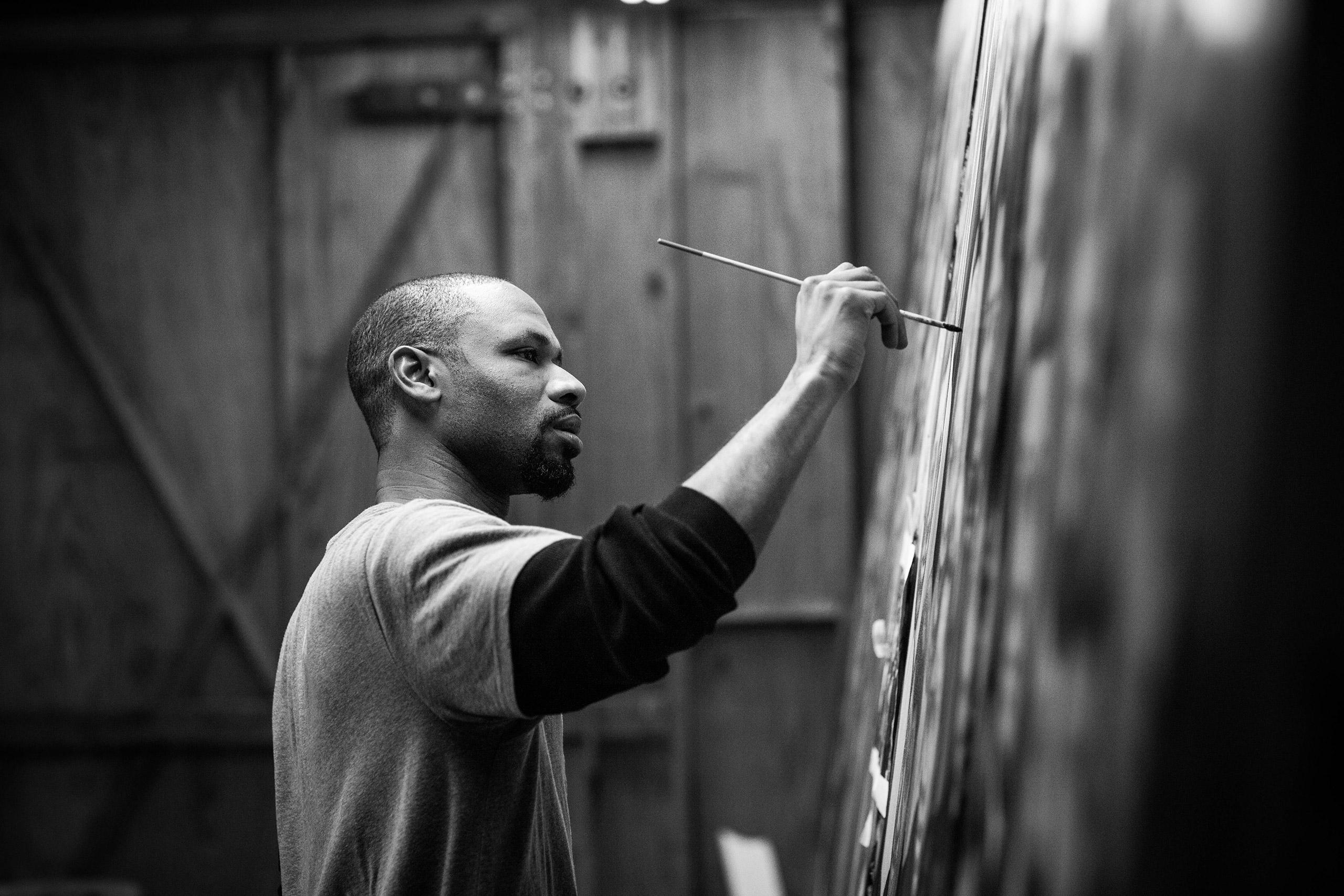Hamilton Glass - Artist